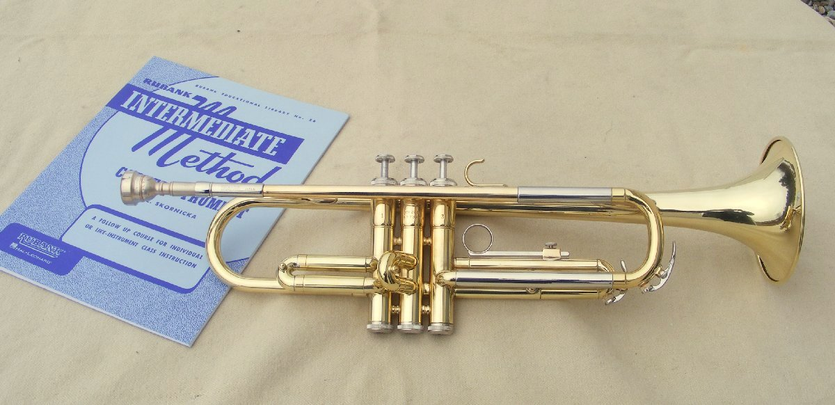 Where To Find Serial Number On Yamaha Trumpet