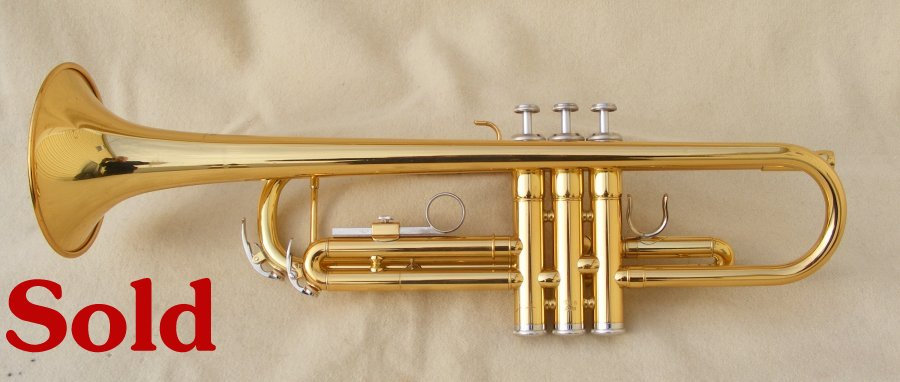 Yamaha ytr 2335 student for sale stock 4484d for Yamaha student trumpets